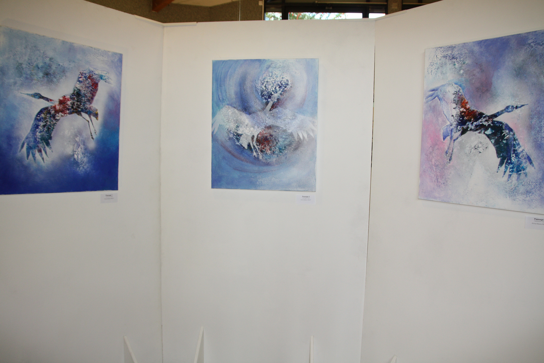 Anne Marie Redt - Exposition 2013