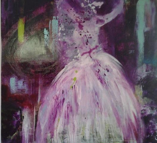 2014 - La danseuse