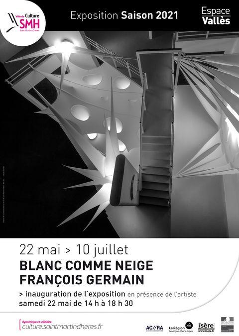 François GERMAIN 22 mai au 10 juillet 2021