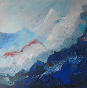 2014 - Avalanche de glace